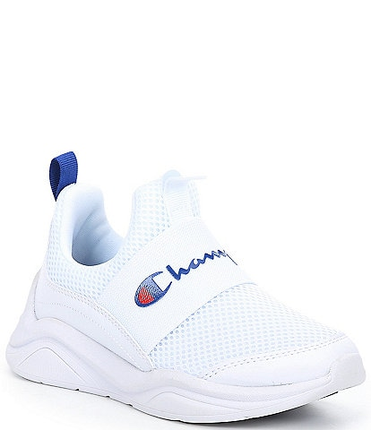 Champion Kid's Legacy A Lo Slip-On Sneakers (Youth)