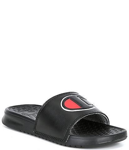 Champion Kid's Super Slide Solid C Sandals (Toddler)