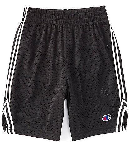 Champion Little Boys 2T-7 Side-Taping Mesh Lacrosse Short