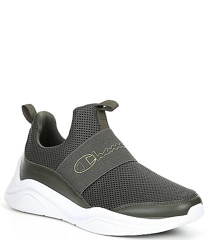Champion Men's Legacy A Lo Slip-On Sneakers