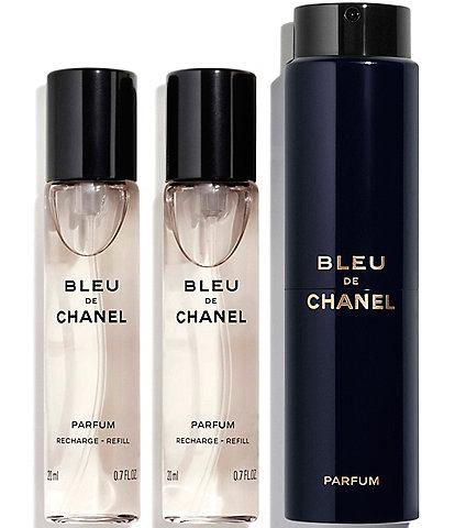 CHANEL BLEU DE CHANEL PARFUM TWIST AND SPRAY