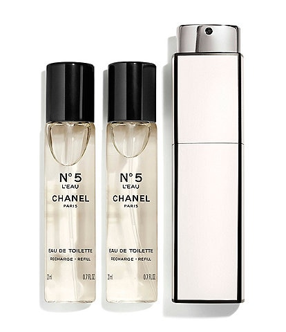 CHANEL N°5 L'EAU EAU DE TOILETTE PURSE SPRAY