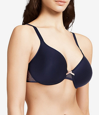 Chantelle C Ideal Full-Coverage Plunge Space Mousse T-Shirt Bra