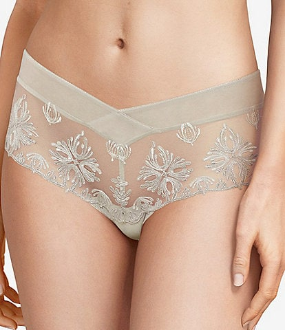 Chantelle Champs Elysees Lace Hipster Panty
