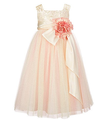 Chantilly Place Little Girls 2T-6X Ballerina-Inspired Social Dress