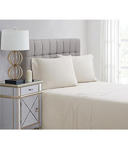 Charisma 400TC Percale Cotton Sheet Set