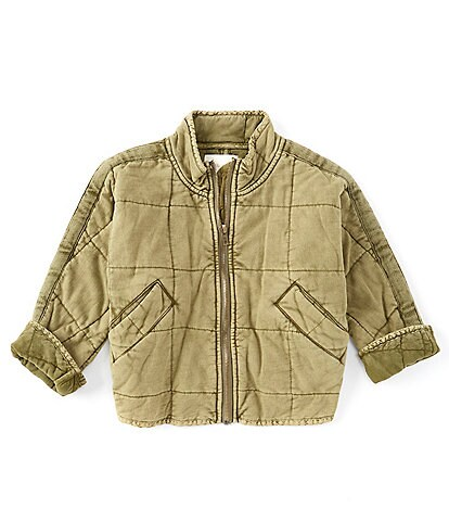 Chelsea & Violet Little Girls 4-6X Diamond Quilted Jacket