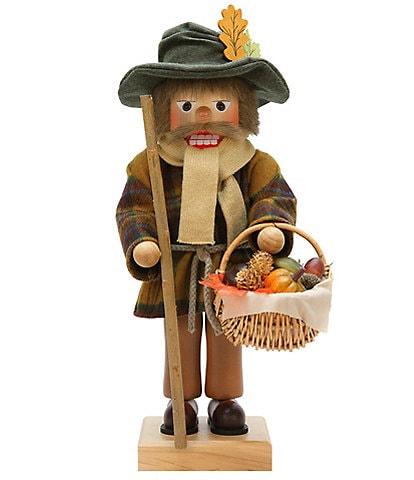 Christian Ulbricht 17.75#double; Harvest Nutcracker