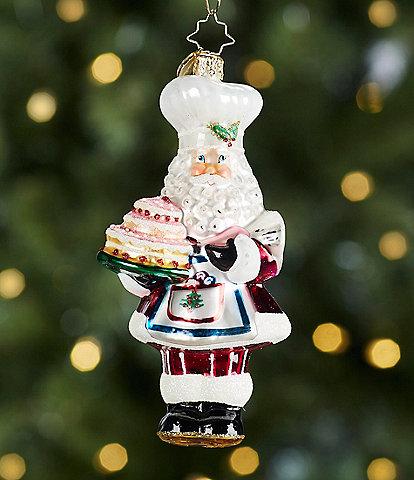 Christopher Radko Santa's Tower of Flour 2021 Ornament