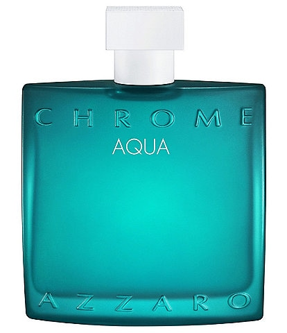 Chrome Aqua by Azzaro Eau de Toilette Spray