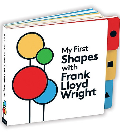 Chronicle Books Kid My First Shapes Book