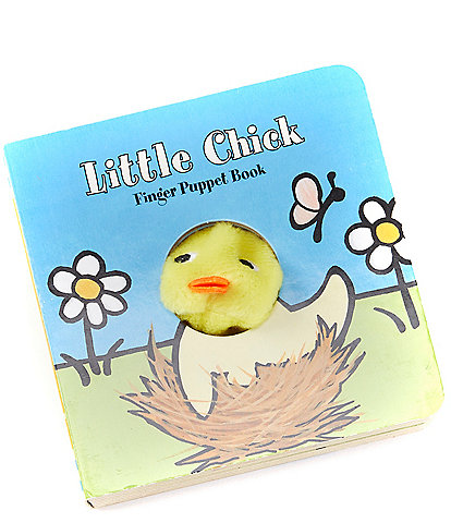 Chronicle Books Little Chick: Finger Puppet Book