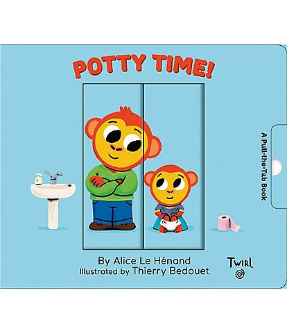 Chronicle Books Potty Time Book