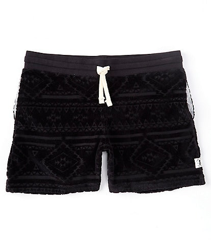 Chubbies The Crop Circles 5.5#double; Inseam Velour Lounge Shorts