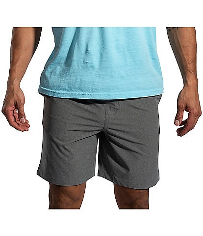 Chubbies The Stonehendges 7#double; Inseam Stretch Hybrid Athletic Shorts