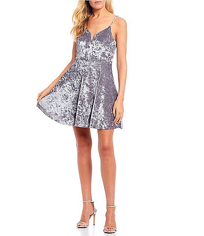 Grey Juniors Party Amp Homecoming Dresses Dillard S