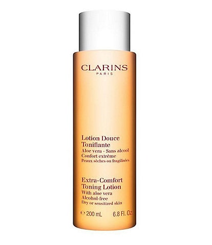 Clarins Extra Comfort Toning Lotion For Dry or Sensitive Skin