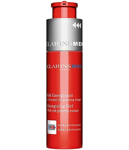 Clarins Men Energizing Gel With Red Ginseng Extract