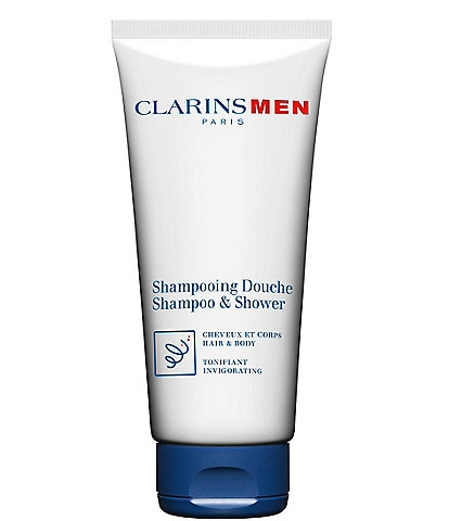Clarins ClarinsMen Shampoo and Shower Hair and Body Wash