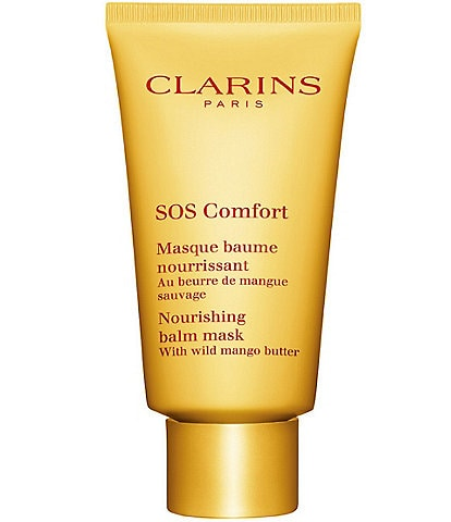 Clarins SOS Comfort Nourishing Balm Face Mask