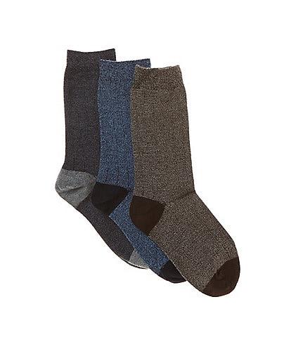 Class Club Boys 3-Pack Dress Socks
