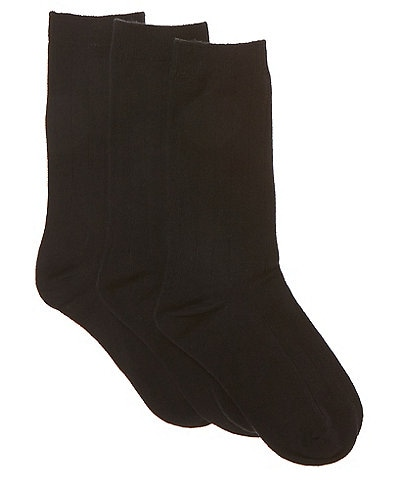 Class Club Boys 3-pack Solid Dress Socks