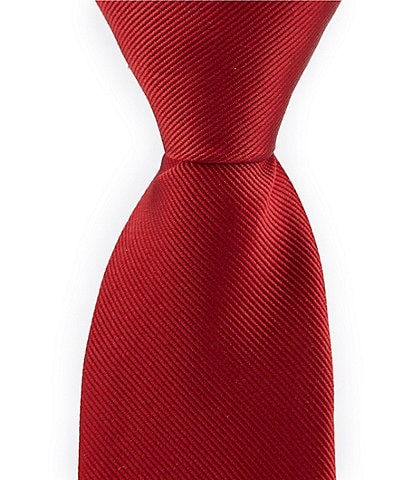 Class Club Boys Basic Solid 14#double; Tie