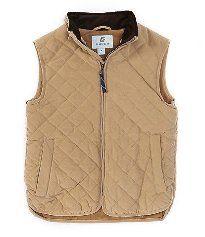 Class Club Big Boys 8-20 Quilted Vest