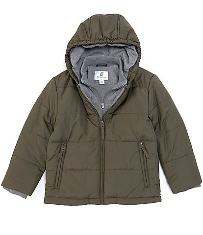 Class Club Big Boys 8-20 Puffer Jacket