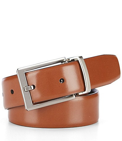 Class Club Boys Stretch Reversible Leather Belt