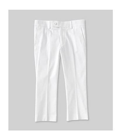 Class Club Class Club Gold Label Little Boys 2T-7 Dress Straight-Leg Pants