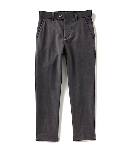 Class Club Gold Label Big Boy 8-20 Flat Front Pants