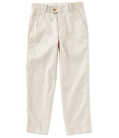 Class Club Gold Label Big Boys 8-20 Stretch Modern Fit Dress Pants