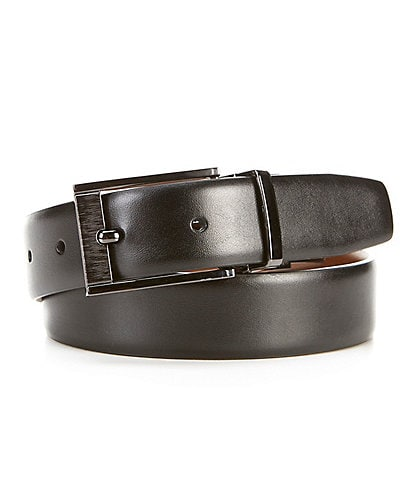 Class Club Gold Label Boys Reversible Bonded Leather Belt