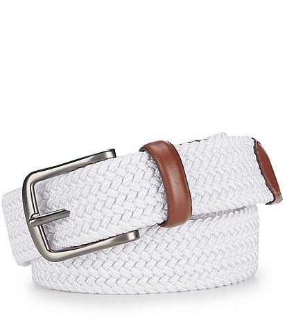 Class Club Gold Label Boys Woven Stretch Belt