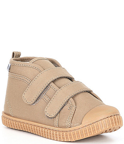 Class Club Kids' Cruzzerr-A Double Strap Washable Canvas Sneakers (Toddler)