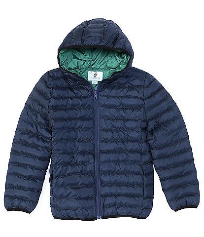 Class Club Little Boys 2T-7 Hooded Puffer Jacket