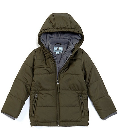 Class Club Little Boys 2T-7 Puffer Jacket