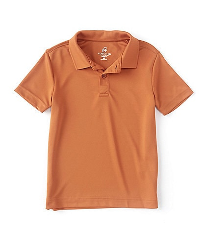 Class Club Little Boys 2T-7 Short-Sleeve Synthetic Polo Shirt