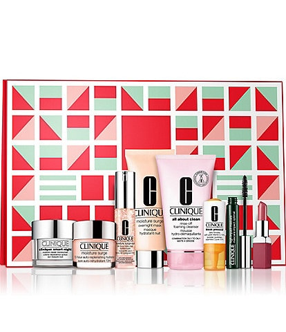 Clinique Festive Favourites $49.50 with any $31.00 Clinique purchase
