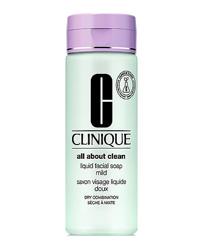 Clinique Liquid Facial Soap Mild 6.7 oz.