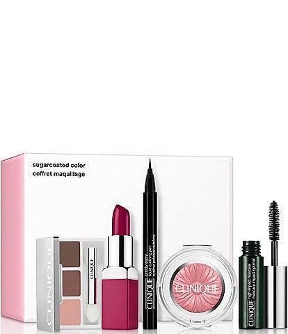 Clinique Sugarcoated Color: Makeup Set