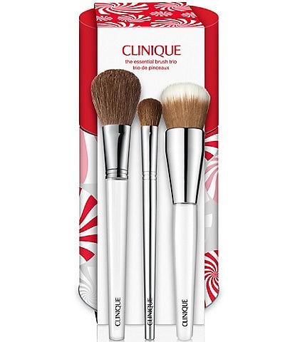 Clinique The Essential Brush Trio