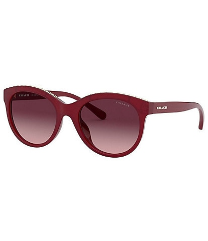 COACH Cat Eye 52mm Sunglasses