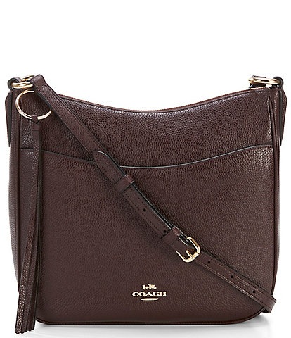 5801fff1b879b COACH Chaise Cross-Body Bag