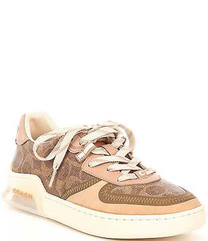 COACH Citysole Court Lace-Up Sneakers