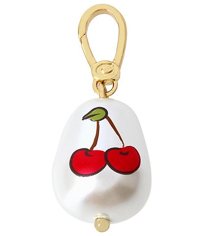 COACH Collectible Cherry Pearl Charm