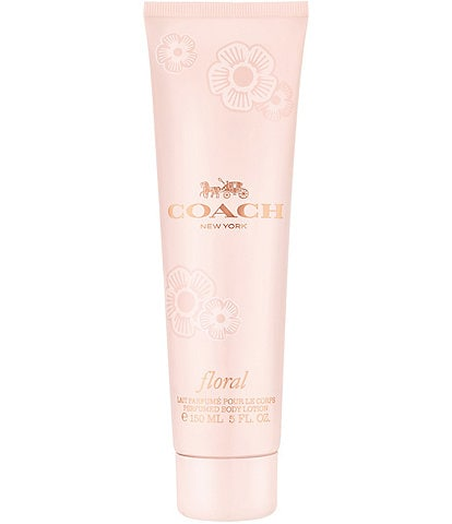 COACH Floral Perfumed Body Lotion