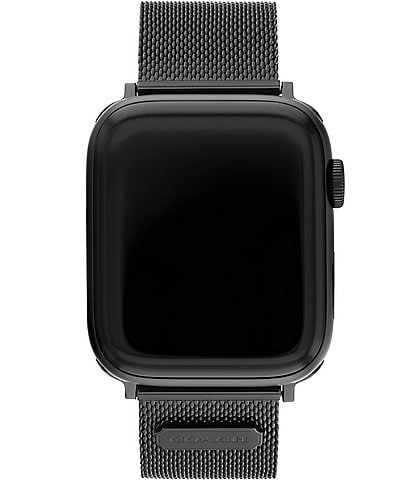 COACH Ionic Mesh 42/44mm Band for Apple Watch®