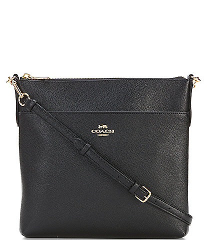 Coach Kitt 26 Crossgrain Cross Body Bag